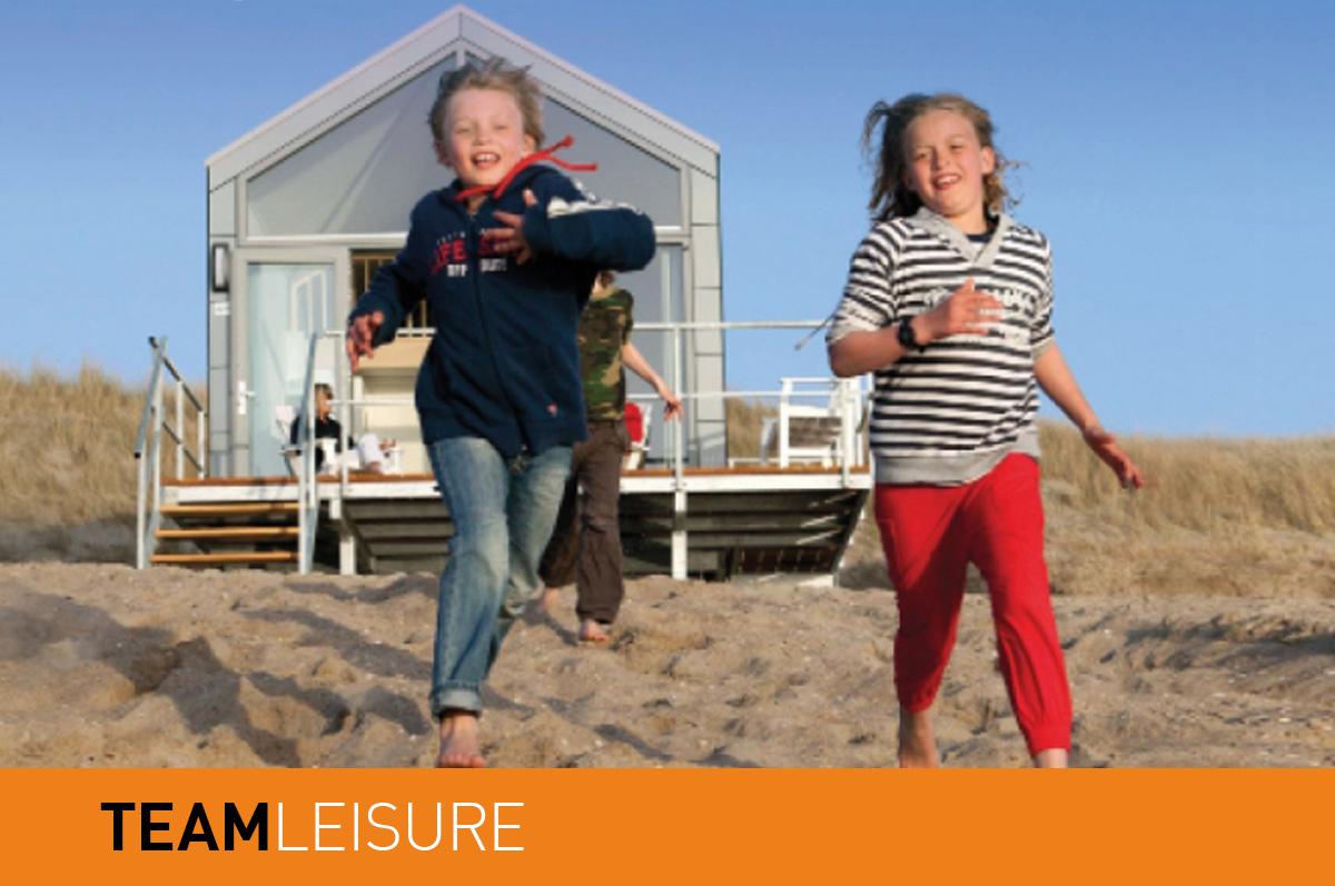 Strandhuisjes Bij Julianadorp Aan Zee Met 7% Netto Rendement