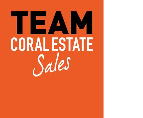 TEAM Coral Estate Sales...De officiële sales-organisatie op het exclusieve resort Coral Estate op Curaçao. 'Leading' in marketing en verkoop van bouwkavels, villa's en appartementen op Coral Estate. Met een kantoor gevestigd op het resort. Click op het logo voor de website van TEAM Coral Estate Sales