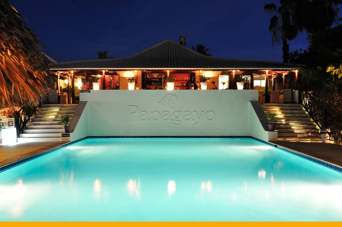 Familievilla's Met Rendement En Vier Weken Eigen Verblijf Op Papagayo Curaçao Vinden Gretig Aftrek